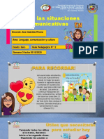 Guía Pedagógica de lenguaje
