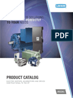 Leeson Full Product Catalog
