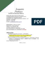 8º Ano Recuperação Do Semestre PDF