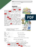 026- in Giro Per La Citta-Aggettivi e Pronomi Dimostrativi