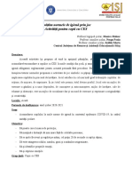 Activitate CES COVID Pt PDF