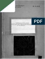 CCUB- Sistemul Farmaco, testarea medicamentelor, 1987-1989