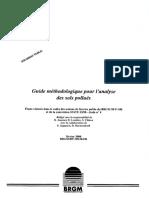 Ghid Analiza Soluri Poluate