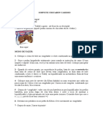 SORVETE CHICABON CASEIRO