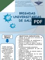 BRIGADAS UNIVERSITARIAS DE SALUD