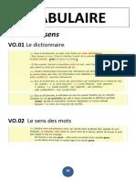 Francais Astuces - Vocabulaire