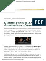 El informe pericial en la PRL y la _Investigación por Capas_ - AEPSAL