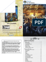 Civilization IV - Colonization - Manual - PC