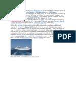 Ocean Star Pacific, barco de crucero de clase mundial.