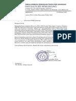 Surat Pemberitahuan PPA 2020