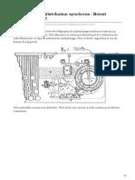 Multiplexage de Distributeur Synchrone - Brevet Américain 143341