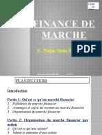 Fac Formcon Finance de marché 2020