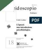 (ebook - ITA - MEDICINA) IPNOSI, una introduzione psicofisiologica (PDF)