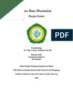 CBD HERPES ZOSTER