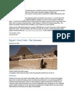 Egypt's Next Crisis The Economy