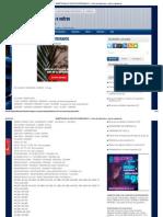 SUBSTITUIÇÃO DE CIRCUITOS INTEGRADOS _ Dicas de eletrônica e outras categorias