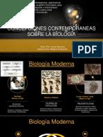 Seminario Biología Contemporanea y Moderna