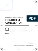 Manual Combina Frigorifica Mare LG