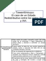 7. El Tawantinsuyo