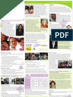 Hear for You Workshops in Sydney 2011 Flyer