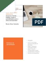 Arquivos digitais e fontes digitais