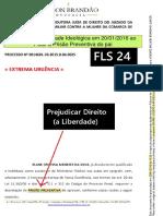 33O Lado Negro Do Judiciário Brasileiro - 127 - d1a Falsidade Ideológica - 20-01-16