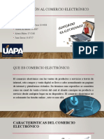 Exposicion Grupo #2 Comercio Electronico