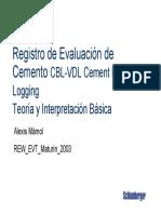 INTERPRETACION CBL VDL (SLB)
