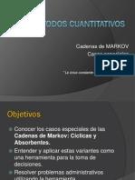 Clase 6IO Cadenas de Markov2