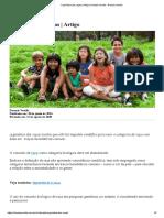 A genética das raças _ Artigo _ Drauzio Varella - Drauzio Varella