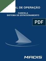 Manual Operacao CANCELA R.00