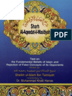 Sharh Aqeedat-Il-Wasitiyah - Ibn Taymiyyah