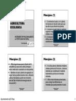 TECNICAS DE ABONADO EN AGRICULTURA ECOLOGICA