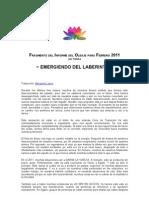 Fragmento Del Informe Del Oleaje Para Febrero 2011