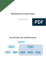 Maintenance Préventive Parties1 Et 2 (2)