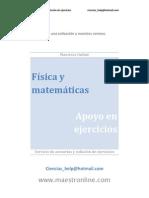 Física y matemáticas