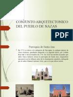 Conjunto Arquitectonico Del Pueblo de Nazas