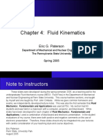 Fluid Kinematics, Stress Tensor