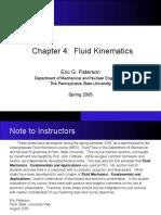 Fluid Kinematics, Stress Tensor