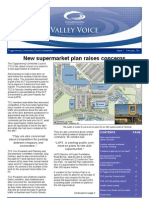Valley Voice Issue 1 - Feb 2011