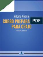 E-book Preparatório CPA 10