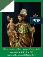 Boletín Adoración Nocturna Asidonia-Jerez Marzo-Abril 2021