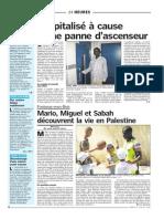 Parisien Mario Miguel 26 07