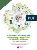 Programa-Foro-Online-Religión-Católica-2021