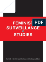 Rachel E. Dubrofsky and Shoshana Amielle Magnet (eds) - Feminist Surveillance Studies-Duke University Press (2015)