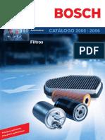 Catalogo Filtros 2005bosch