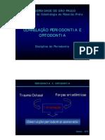 25 Periodontia X Ortodontia