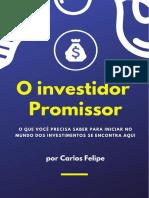 investidor de sucesso 2021