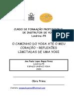Obra Prima - Ana Paula Lopes b Perez