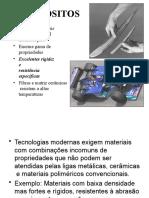 Bruno Guedes - Aula Compósitos e polímeros